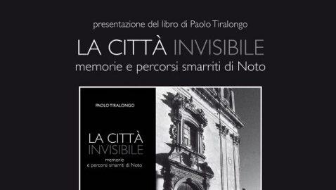 LA CITTA' INVISIBILE di PAOLO TIRALONGO