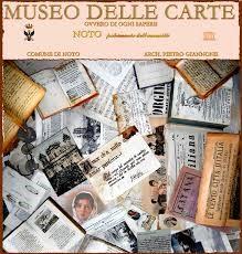MUSEO DELLE CARTE